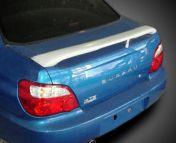 Спойлер Антикрило за Subaru Impreza (2003+) с трети стоп