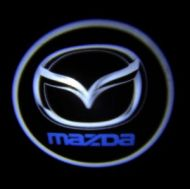 Logo - projektor MAZDA sa 5W LED diodama