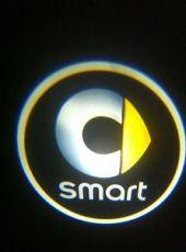 Лого проектор с емблемата на СМАРТ с 5W диод