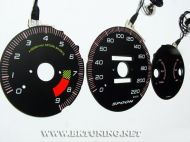 Плазмен километраж Honda CRV (97-01)