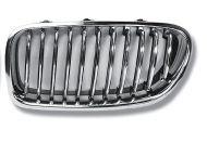 Решетки за BMW F10 / F11 (2010+) - хром