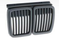 Решетки за BMW E30  (1983-1990) - черни