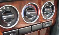 Рингове за копчетата на парното Honda Civic 95-00 UK 5D