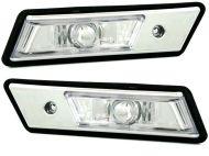 Kristalni bočni migavci BMW E36 / Е34 (91-99) - hrom