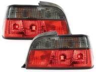 Кристални стопове BMW E36 (91-99) - опушен хром