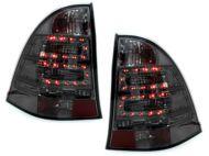 Kristalna LED štop svetla Mercedes C-CLASS W203 karavan (00-04) - zatamnjena