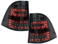 Kristalna LED štop svetla Mercedes ML W163  (98-06) - zatamnjena