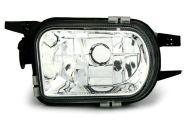 Kristalne Clear glass maglenke Mercedes C-CLASS W203 (00-04)