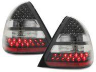 Kristalna LED štop svetla Mercedes C-CLASS W202 (93-01) - crna