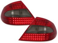 Kristalna LED štop svetla  Mercedes CLK W209 / C209 (06-09) - crvena / zatamnjena