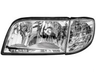 Kristalni farovi Mercedes W140 (91-98)
