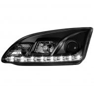 Kristalni farovi Devil Eyes FORD FOCUS (05-08) - crni