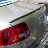 Лип спойлер за багажник за Ауди А8 (2010+)
