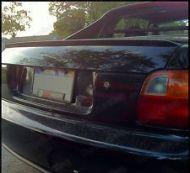 Лип спойлер за багажник за Хонда CRX DEL SOL (1993-1997)