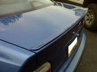 Lip spojler za gepek MERCEDES Benz 190 W201