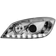 Kristalni LED farovi Mercedes C-CLASS W204 (07-11)