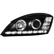 Kristalni LED farovi KIA CEED (2006-2009) - crni