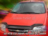 Дефлектор за преден капак за CHEVROLET AVEO  (2004+)