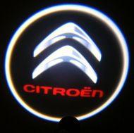 Лого проектор без дупчене с емблемата на Ситроен 5W