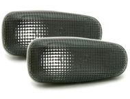 Kristalni bočni migavci Mercedes W140 / W202 / W210 / Vito / Sprinter - zatamnjeni