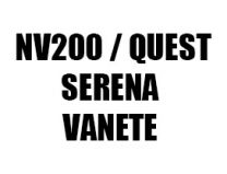 NV200 / QUEST / SERENA / VANETE