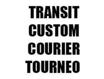 TRANSIT / CUSTOM / COURIER / TOURNEO