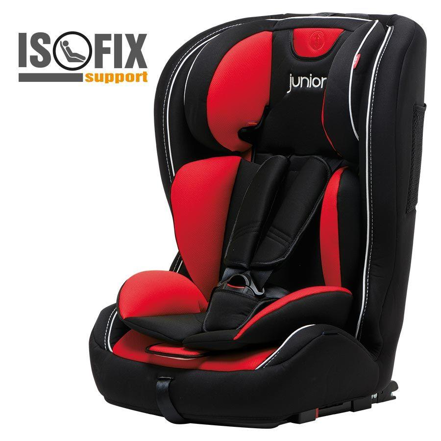 7679dac4387 Παιδικό κάθισμα αυτοκινήτου Junior - Premium Plus Red - BK TUNING ...