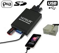 USB / MP3 audio inteface с Bluetooth* за HONDA ACCORD, CIVIC, CR-V, FR-V, JAZZ, S2000, ODISSEY, CITY, ELEMENT / ACURA след 2004г.